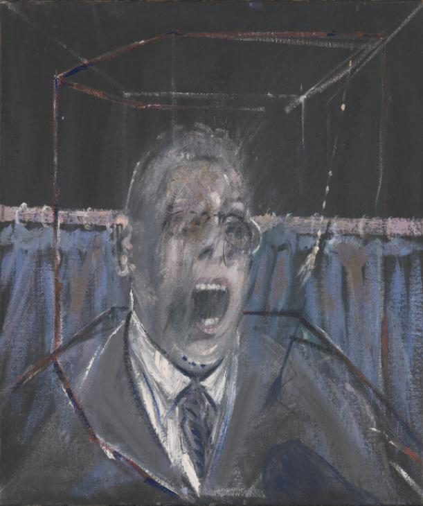 Study for a Portrait 1952 by Francis Bacon 1909-1992